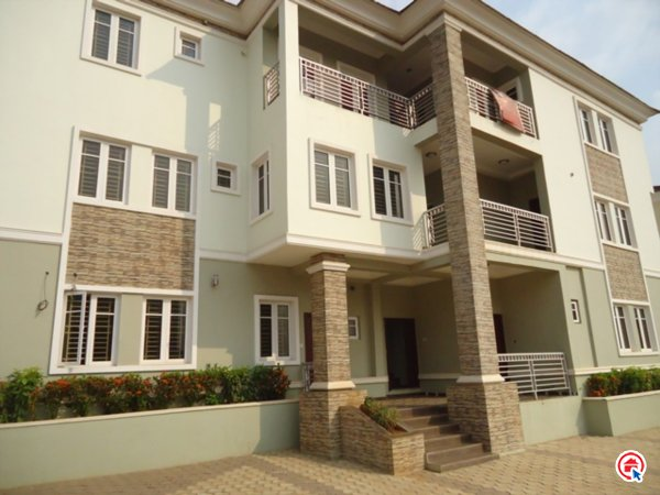 Tastefully Finished Block of Apartments in Katampe, Opp Grand Tower Hotel, near Aso Radio, Abuja,