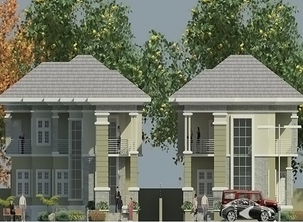 Detached Duplex in Magodo Phase 1, Lagos
